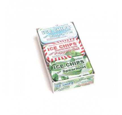 Minty Pack - Two Each - Peppermint, Spearmint, Wintergreen