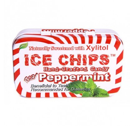 Peppermint Xylitol Candy 1.76oz.