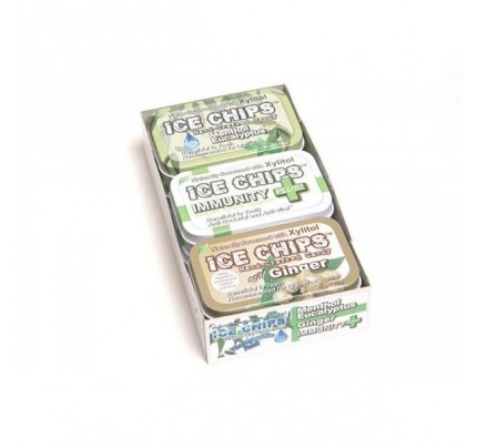Therapeutic Pack - Two Each - Menthol Eucalyptus, Immunity Plus, Ginger