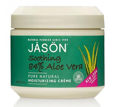 Soothing 84% Aloe Vera Cream 4oz.