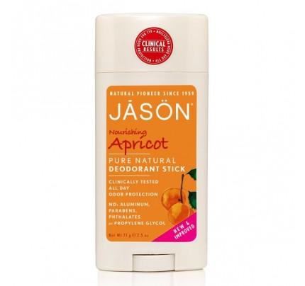 Deodorant Apricot with Vitamin E Stick 2.5oz.