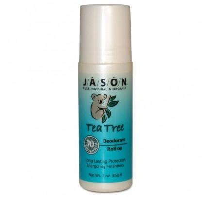 Deodorant Tea Tree Oil Roll-On 3oz.
