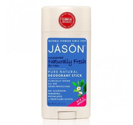 Deodorant For Men Stick Unscented 2.5oz.