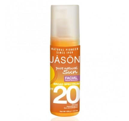 Facial Block Sunscreen SPF20 4.5oz.