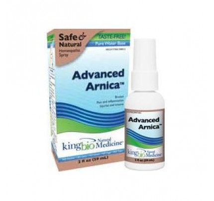 Homeopathic Advanced Arnica 2oz.