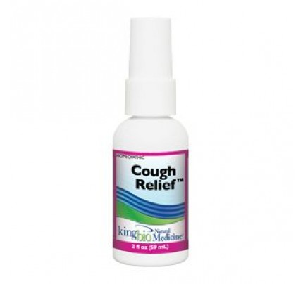 Homeopathic Cough Relief 2oz.