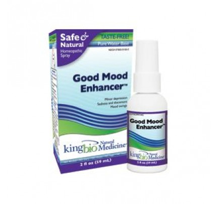 Homeopathic Good Mood Enhancer 2 fl. oz.