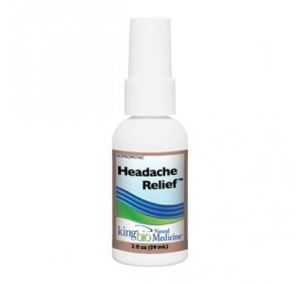 Homeopathic Headache Relief 2oz.