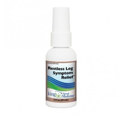 Homeopathic Restless Leg Symptom Relief 2oz.