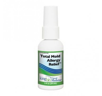 Homeopathic Total Mold Allergy Relief 2oz.
