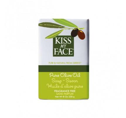 Bar Soap Pure Olive Oil 8 oz.