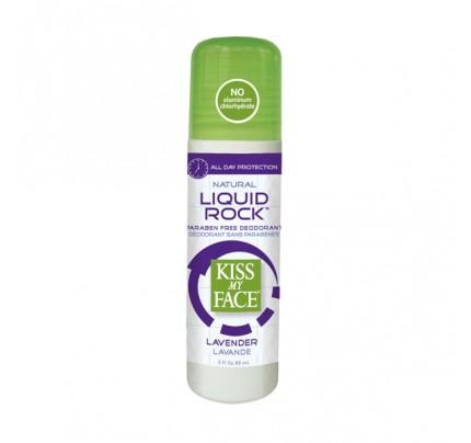 Deodorant PF Liquid Rock Roll-On Lavender 3oz.