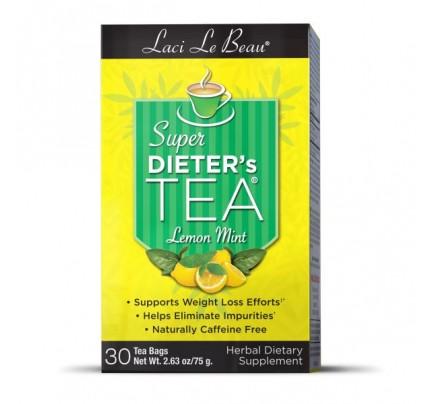 Super Dieter's Tea Lemon Mint 30 Teabags