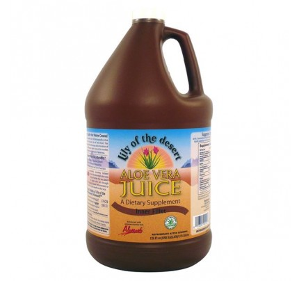 Aloe Vera Inner Fillet Juice Gallon
