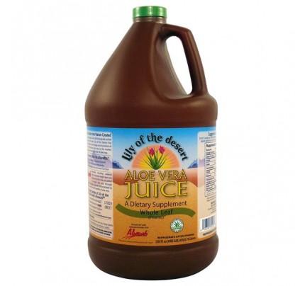 Aloe Vera Juice Whole Leaf Gallon