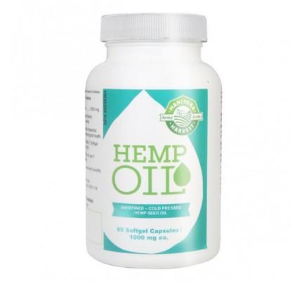 Hemp Oil 1,000 mg