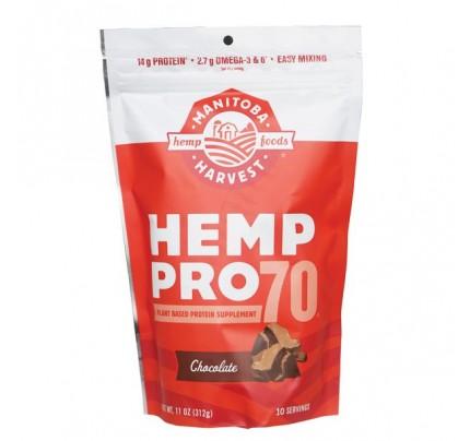 Hemp Pro 70 Protein Powder Chocolate
