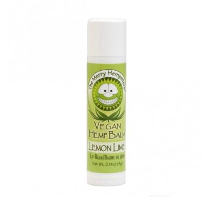 Vegan Hemp Lip Balm Lemon-Lime 0.14 oz.