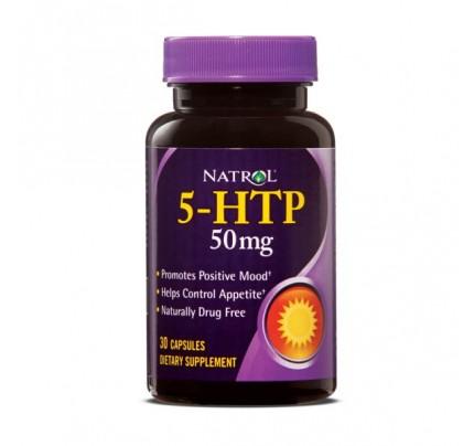 5-HTP 50mg 30 Capsules
