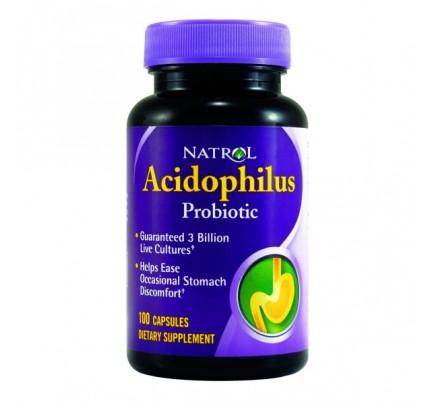 Acidophilus 100mg 100 Capsules