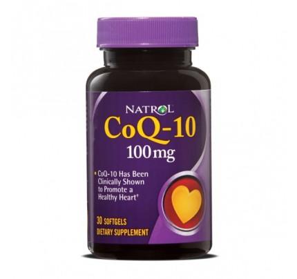 CoQ10 100mg 30 Capsules