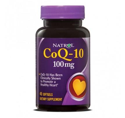 CoQ10 100mg 45 Capsules