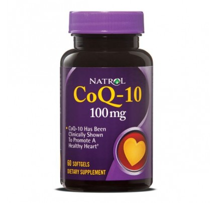 CoQ10 100mg 60 Capsules
