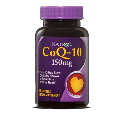 CoQ10 150mg 30 Capsules
