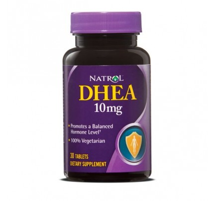 DHEA 10mg 30 Tablets