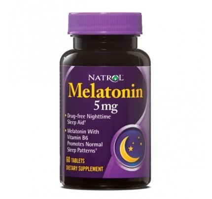Melatonin 5mg 60 Tablets