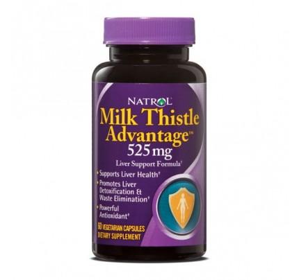 Milk Thistle Advantage 525mg 60 Tablets