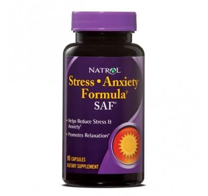 SAF Stress Anxiety Formula 90 Capsules