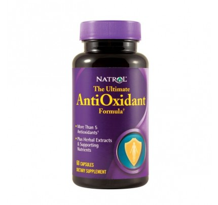 Ultimate Antioxidant Formula 60 Capsules