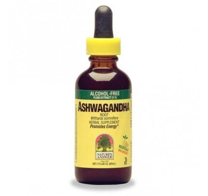 Ashwagandha Alcohol-Free 2oz.