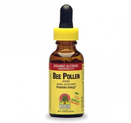 Bee Pollen Grains Extract 1oz.