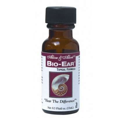 Bio-Ear Topical Herbal Formula 0.5oz.