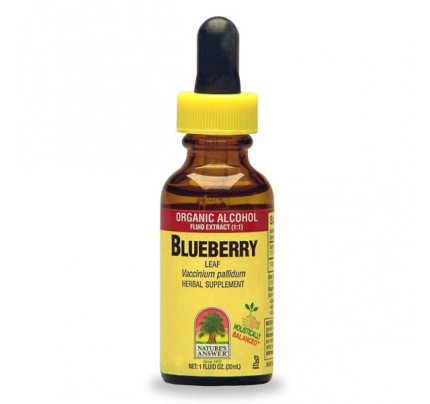 Blueberry Leaf Extract 1oz.