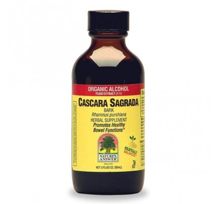 Cascara Sagrada Bark Extract 3 fl. oz.