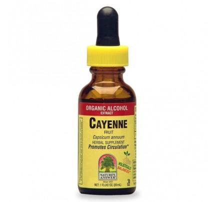 Cayenne Fruit Extract 1oz.