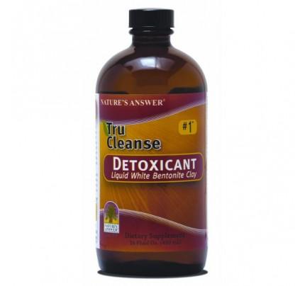 Tru Cleanse Detoxicant #1 150mg 16oz.