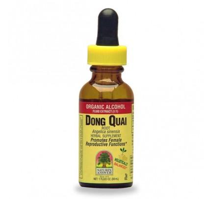 Dong Quai Alcohol-Free Extract 1oz.