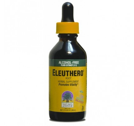 Siberian Ginseng Eleuthero Root Extract 2oz.