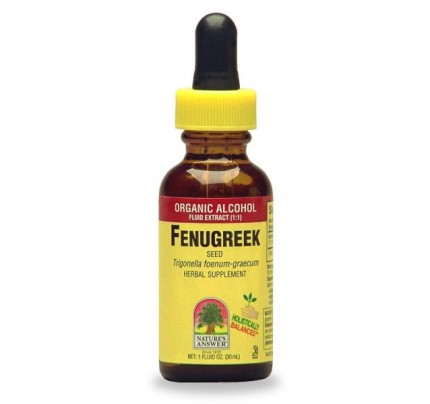 Fenugreek Seed Extract 1oz.