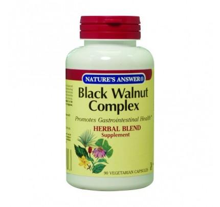 Black Walnut Complex 500mg 90 Vegetarian Capsules