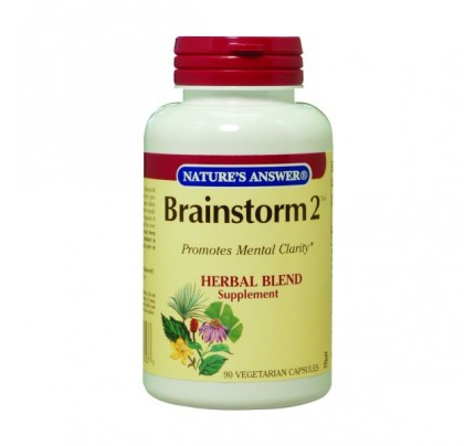 Brainstorm 2 450mg 90 Vegetarian Capsules