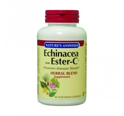 Echinacea Root with Forti-C 90 Vegetarian Capsules