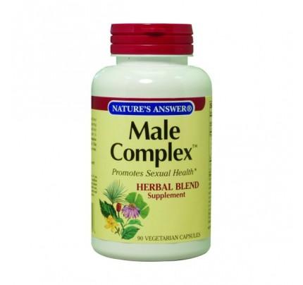 Male Complex 90 Vegetarian Capsules