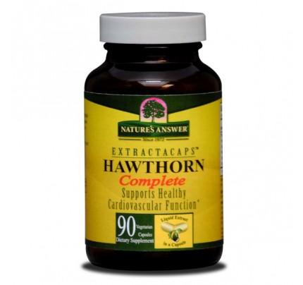 Hawthorn Complete 200mg Extractacaps Liquid