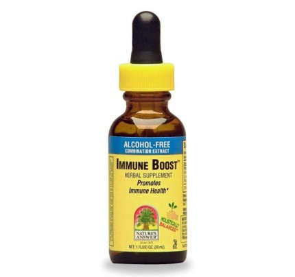 Immune Boost Alcohol-Free 1oz.