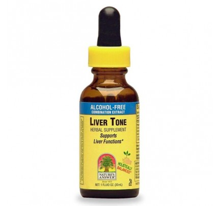 Liver Tone Alcohol-Free Extract 1oz.